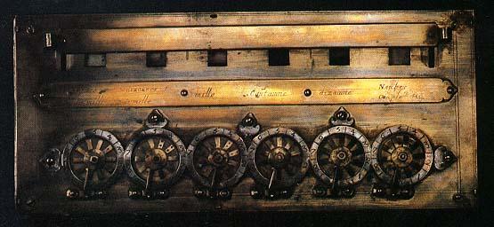یک نمونه ماشین 6 رقمی پاسکلین برای کسانی که توانایی خرید نسخه 8 رقمی آن را نداشتند گزینه مناسبی بود