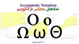 Asymptotic Notation نمادهای مجانبی در الگوریتم ها