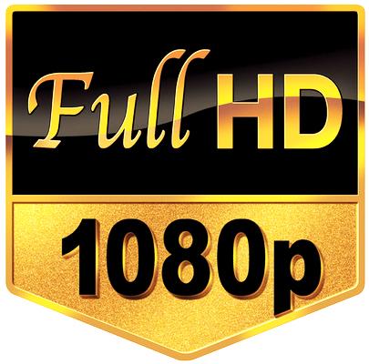 لوگوی استاندارد Full HD 1080p