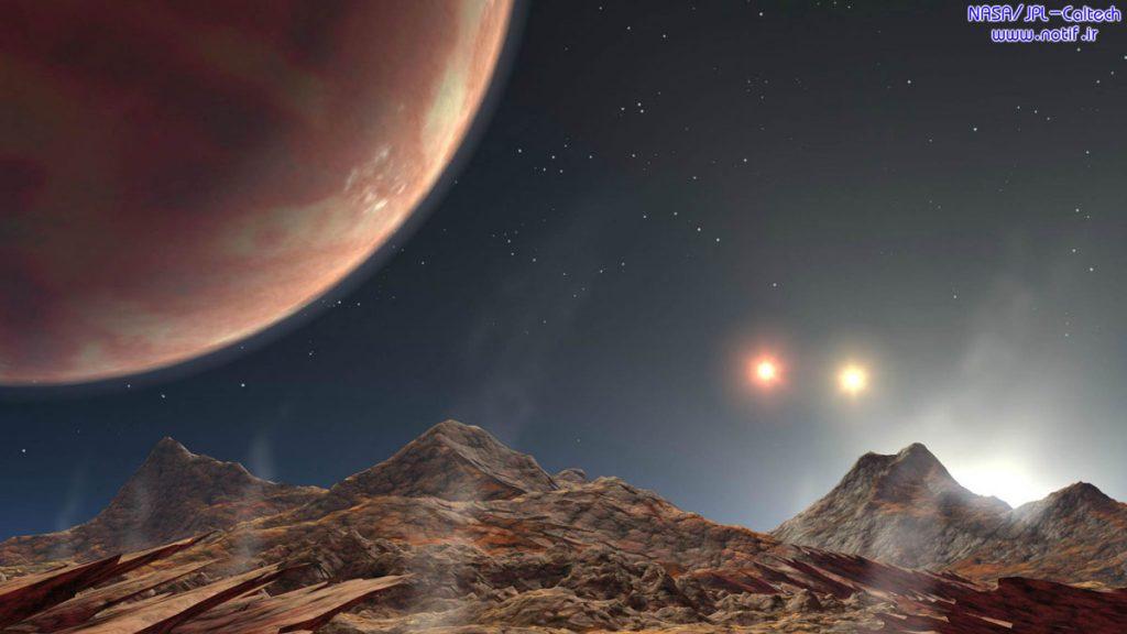کشف سیاره KELT-4Ab در منظومه ای سه خورشیدی