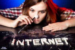 اعتیاد به فضای مجازی و اینترنت