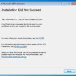 آموزش رفع خطای certificate در هنگام نصب دات نت فریمورک